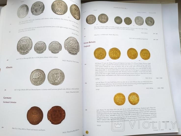 Аукционный каталог  Numis 3 17 октября 2020 г. Цюрих Швейцария, фото №6