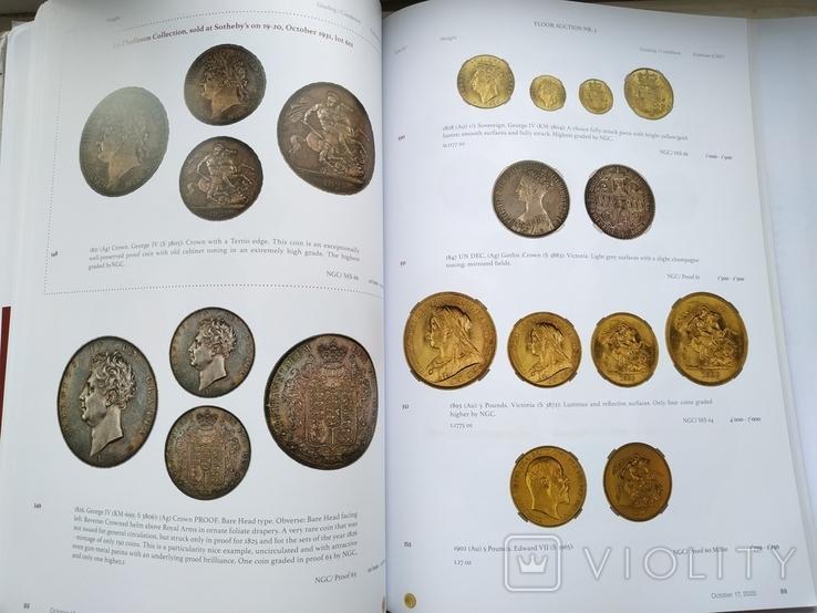 Аукционный каталог  Numis 3 17 октября 2020 г. Цюрих Швейцария, фото №7