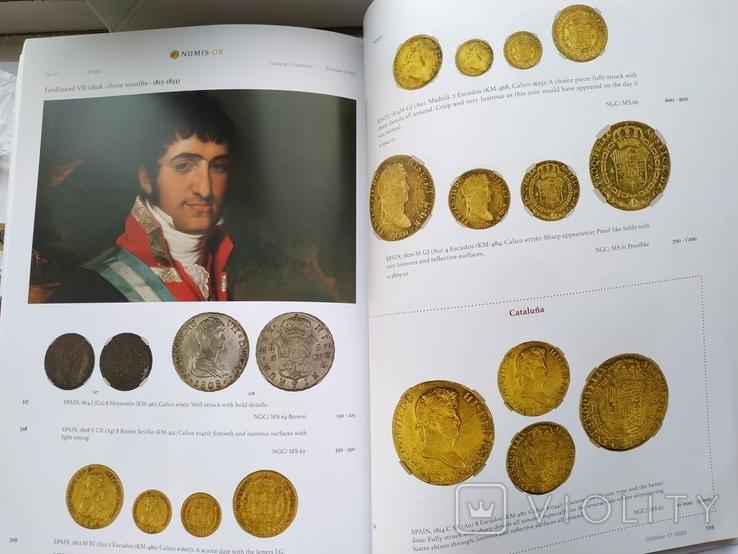 Аукционный каталог  Numis 3 17 октября 2020 г. Цюрих Швейцария, фото №11