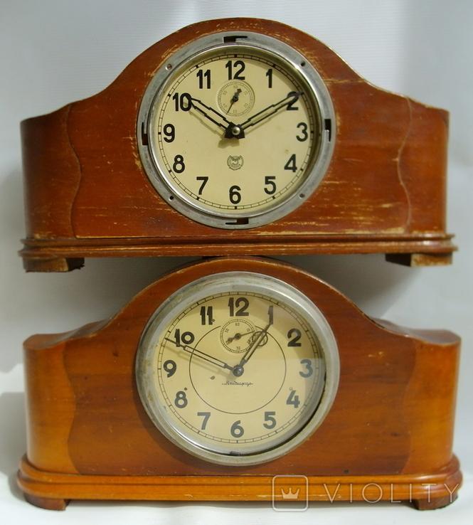 Часы Владимир пара с заводными ключами., фото №3