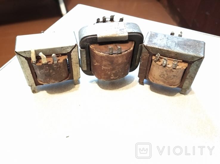 Трансформаторы ТВК-110 , 3 шт., фото №2