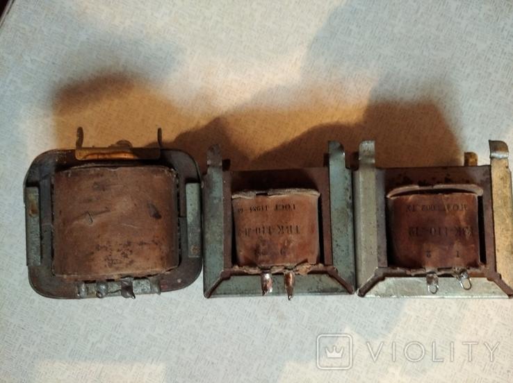 Трансформаторы ТВК-110 , 3 шт., фото №4