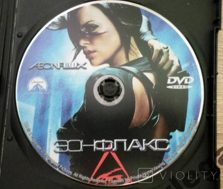 DVD. Фільм. Еон Флакс, фото №4
