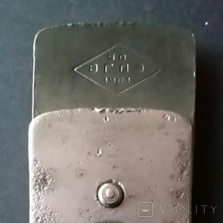 Железко Нож Лезвие для рубанка 50 мм 1961 год, фото №11