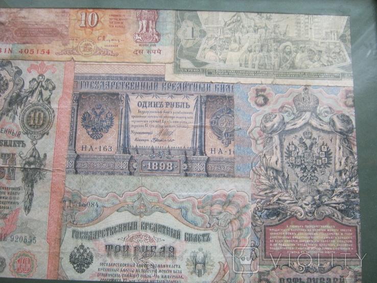 Панно Старинные деньги, фото №7