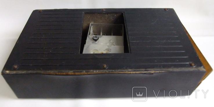 Часы Янтарь электронно-механические II клас точности ОЧЗ., фото №4