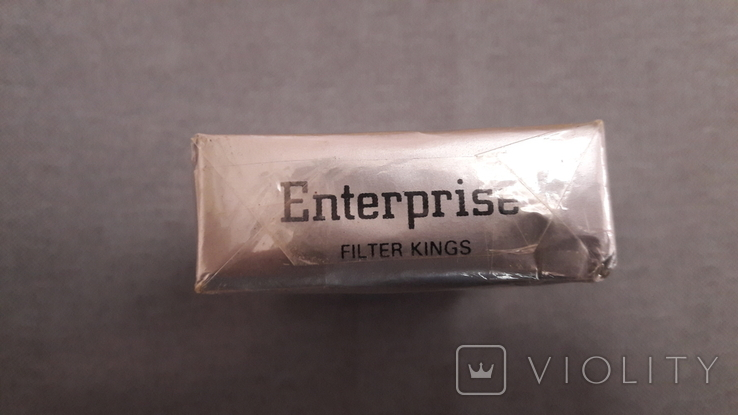 Сигареты Enterprise, фото №6