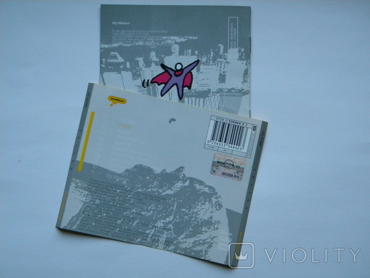 Вкладыши от CD с музыкалки, 17 шт. + 5 дисков с играми., фото №11