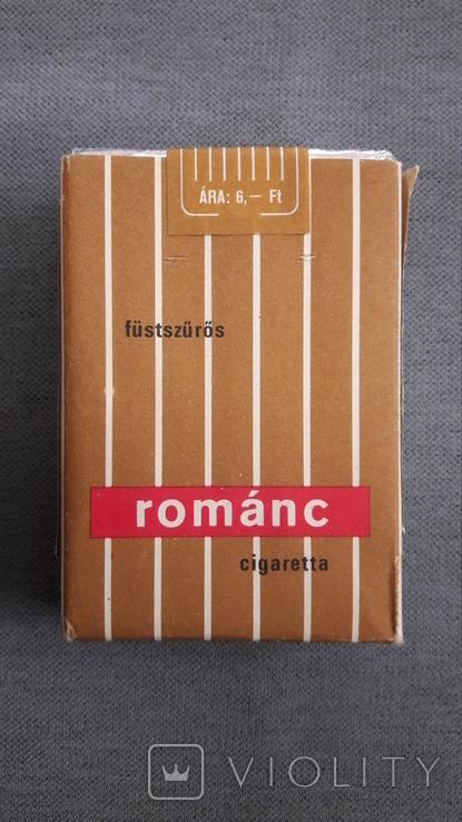 Сигареты Romanc, фото №2
