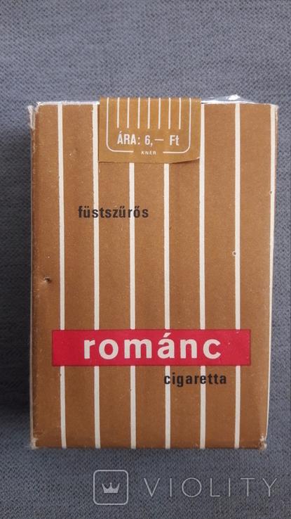 Сигареты Romanc, фото №3