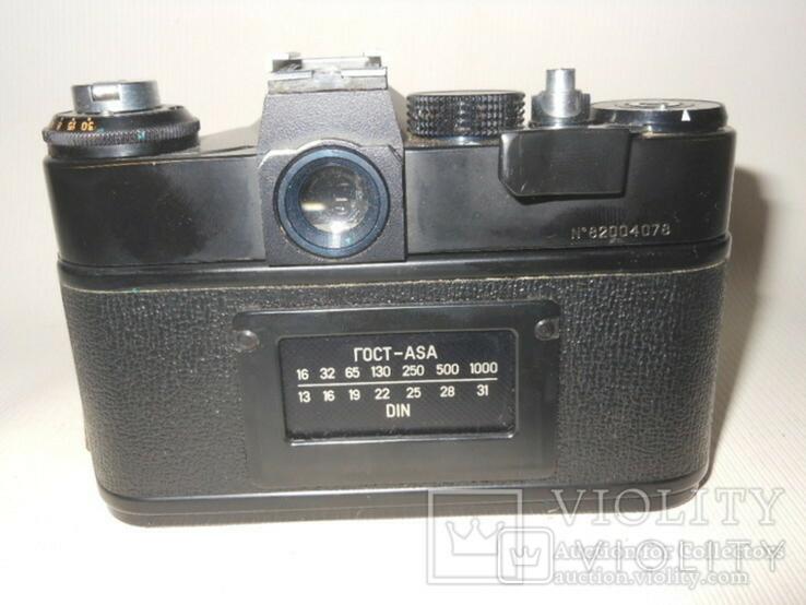 Фотоаппарат Зенит 10, фото №3