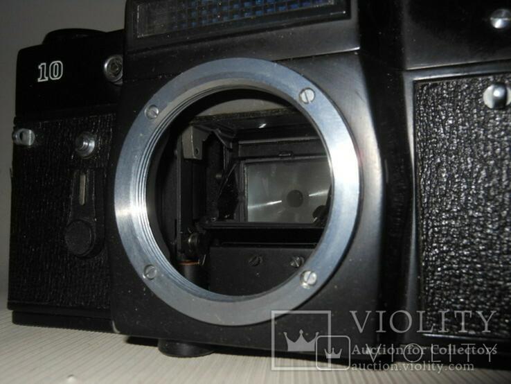 Фотоаппарат Зенит 10, фото №6