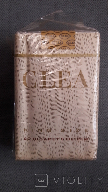 Сигареты Clea, фото №2