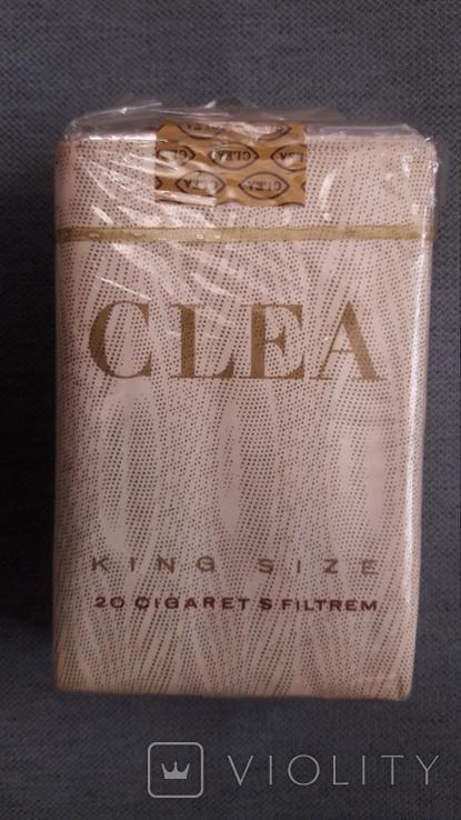 Сигареты Clea, фото №3