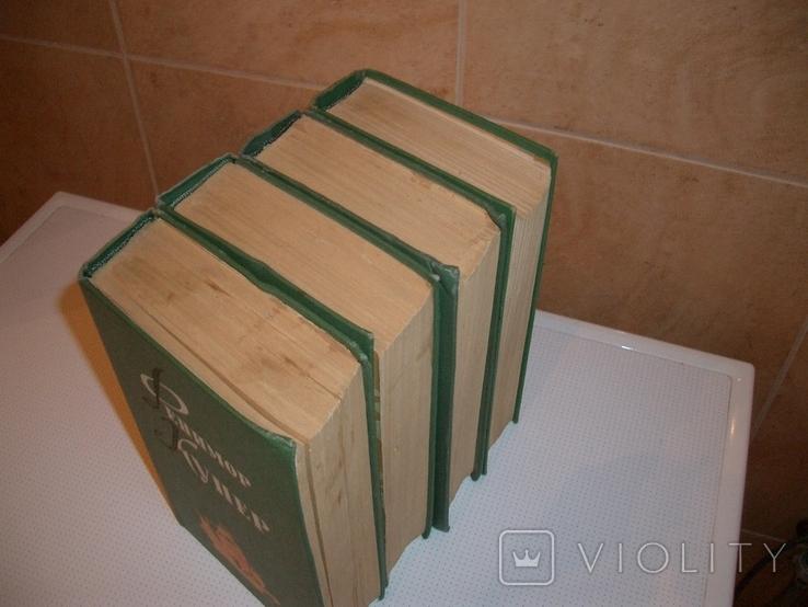 4 тома Фенимор Купер,3,4-й, 5-й и 6-й тома из 6-томника 1963 г., фото №5