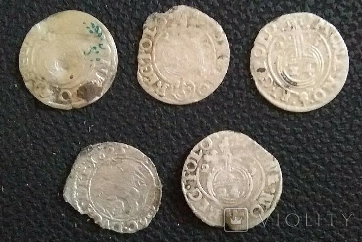 Литовський грош та півтораки, фото №3