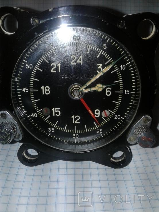 Авіаційний годинний блок 55М, фото №3