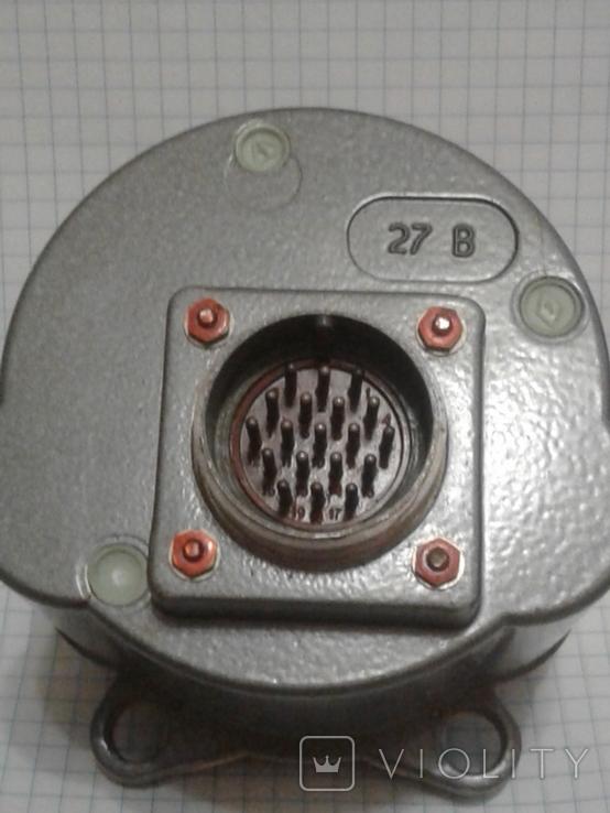 Авіаційний годинний блок 55М, фото №7