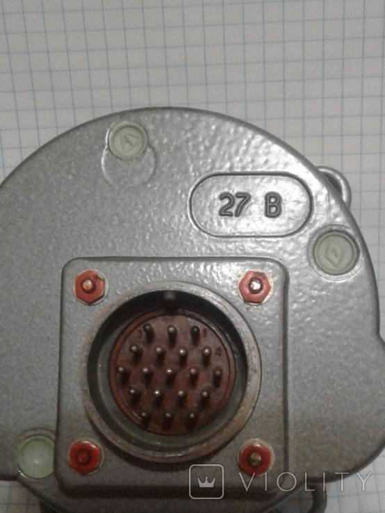 Авіаційний годинний блок 55М, фото №8