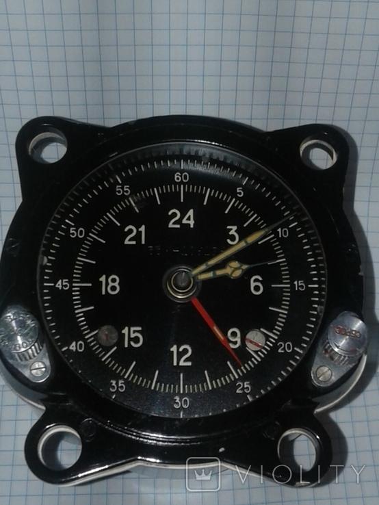 Авіаційний годинний блок 55М, фото №11