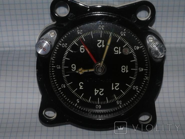 Авіаційний годинний блок 55М, фото №12