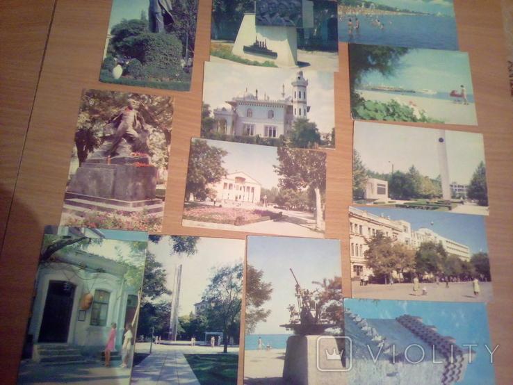 Феодосия , набор 14 открыток, изд. РУ 1981, фото №5