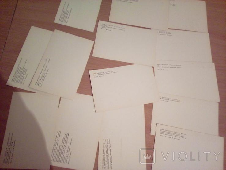 Феодосия , набор 14 открыток, изд. РУ 1981, фото №6
