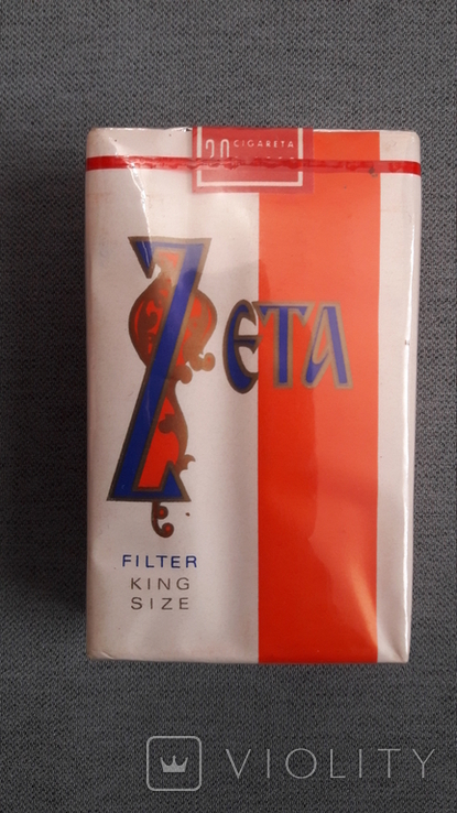 Сигареты Zeta, фото №2