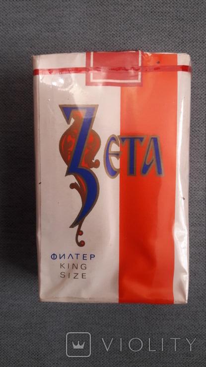Сигареты Zeta, фото №3