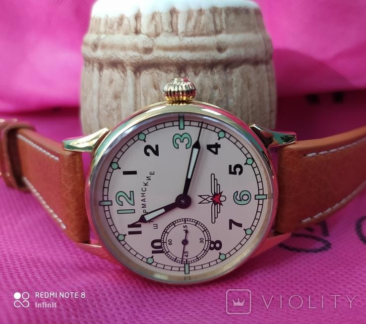Часы-марьяж Штурманские (3602), фото №5