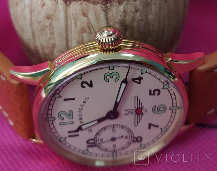 Часы-марьяж Штурманские (3602), фото №9