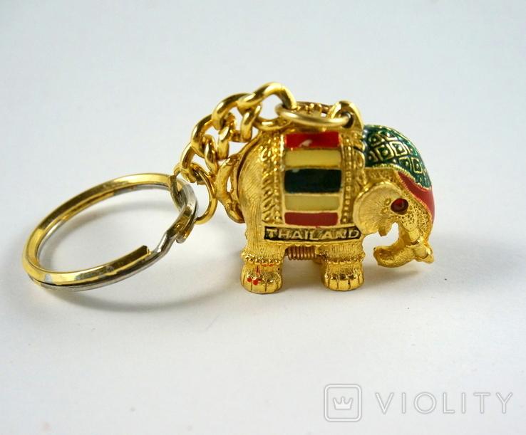 Брелок-слоник, фото №2