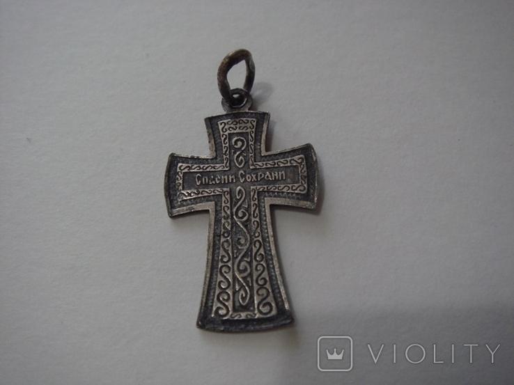 """Набор """"Святые Лики"""" серебро 4.45 гр., фото №7"""