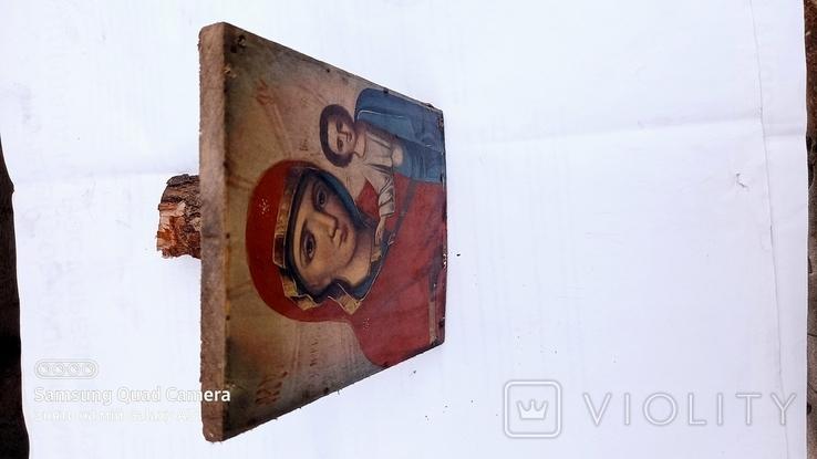 """Икона """" Казанская Божья Матерь """", фото №10"""