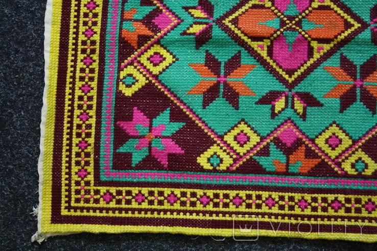 Вышивка для подушки, фото №7