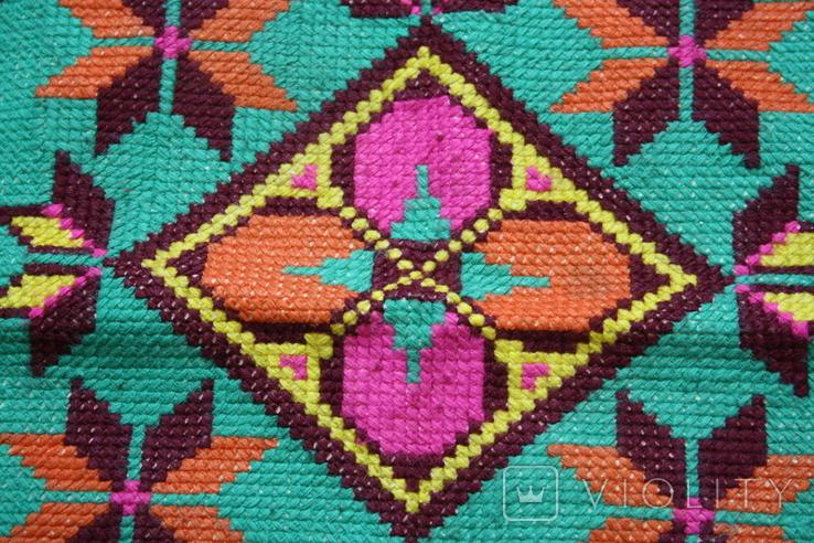 Вышивка для подушки, фото №8