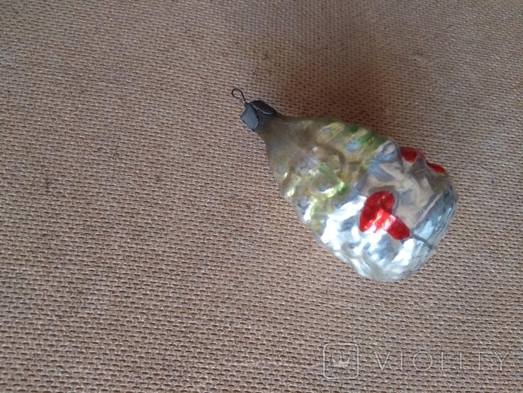 Ёлочка с выпуклыми рисунками, фото №3