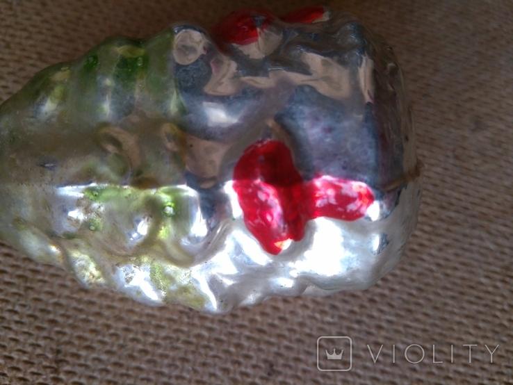 Ёлочка с выпуклыми рисунками, фото №6