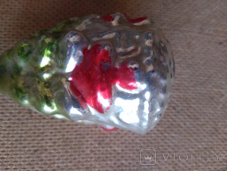 Ёлочка с выпуклыми рисунками, фото №7