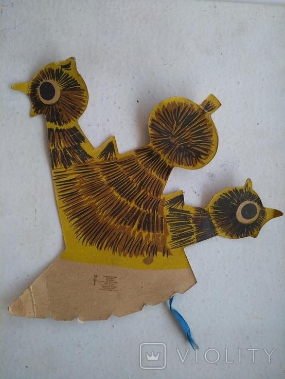 Карнавальное украшение Птенцы, фото №2