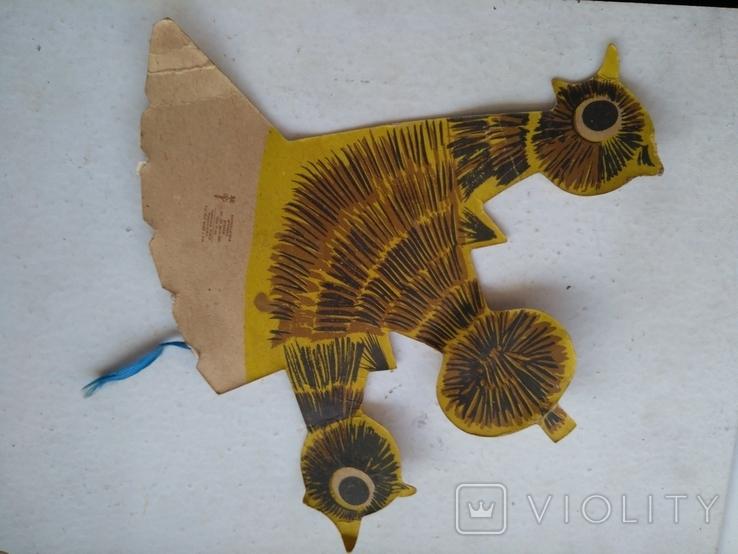 Карнавальное украшение Птенцы, фото №3