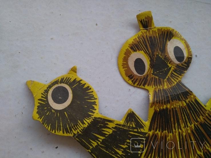 Карнавальное украшение Птенцы, фото №7