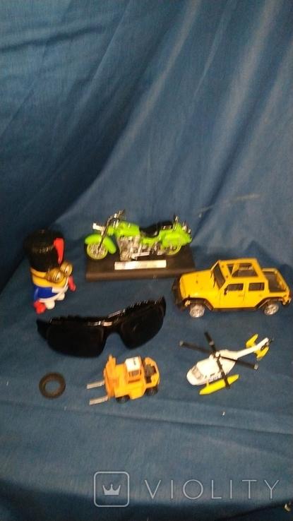 Игрушки детские ( модельки )., фото №2