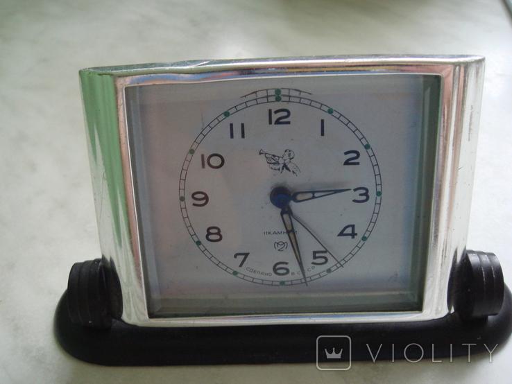Часы пионер 1957 год., фото №2
