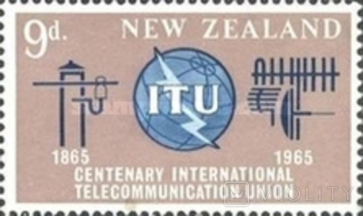 Новая Зеландия 1965