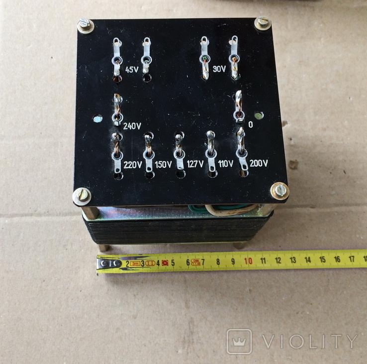 Радиодетали разные, трасформатор., фото №4
