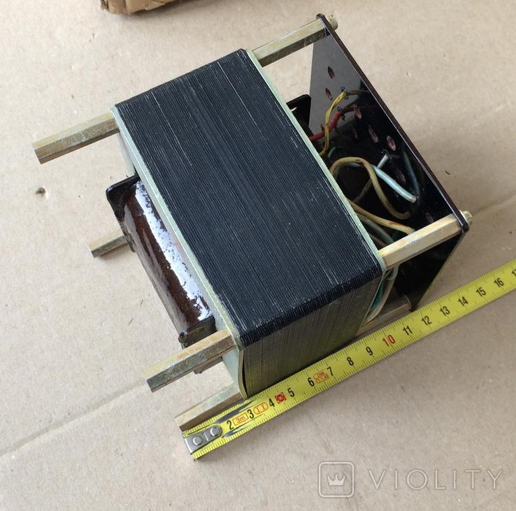 Радиодетали разные, трасформатор., фото №6