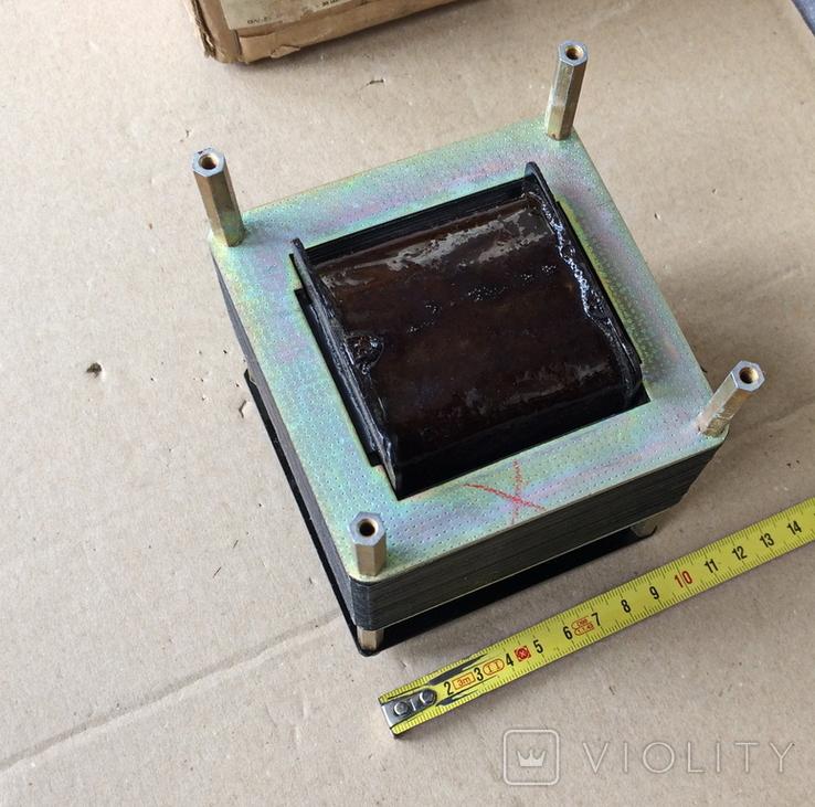Радиодетали разные, трасформатор., фото №9