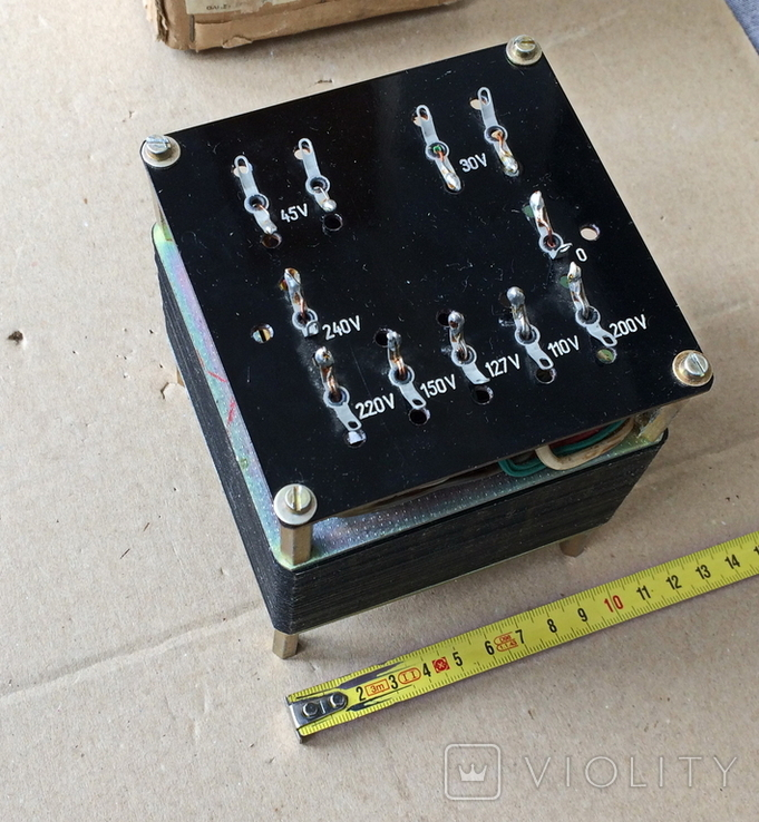 Радиодетали разные, трасформатор., фото №10