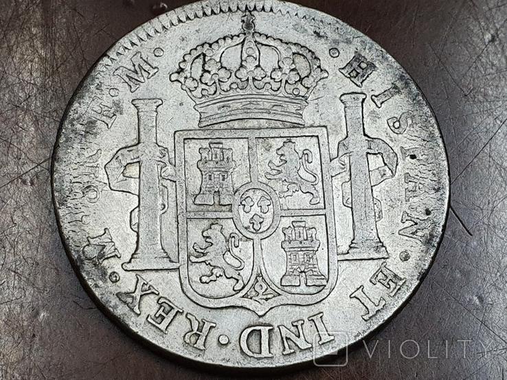 8 реалов 1797, фото №3